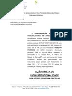 Petição Inicial STF RPV Rio Grande Do Sul