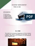 Proyecto de Cine 2do B