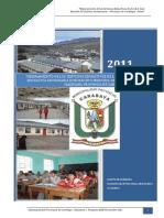 Mejoramiento de Los Servicios Educativos de Da I.E.S. José
