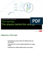 Energy Appraisal_02 the Savings - The Physics_version 3