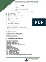 MEJORAMIENTO DE LOS SERVICIOS EDUCATIVOS EN LA I.E. N