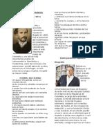 Poesía José Asunción Silva