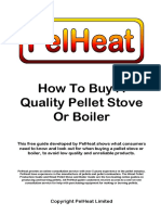 How to Buy a Quality Pellet Stove or Boiler