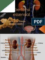 PRESENTASI KASUS Stase Dalam Hipertensi Ppt