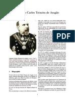 Augusto Carlos Teixeira de Aragão