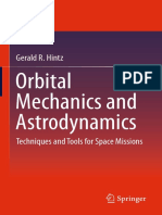 [Gerald R. Hintz (Auth.)] Orbital Mechanics and Astrodynamics