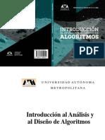 Notas Analisis AlgoritmosVF