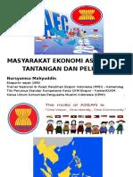 AEC 2015 Masalah & Solusi Dr Pa Nursamsyu