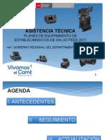 Asistencia Técnica Region Ancash