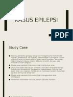 Kasus Epilepsi