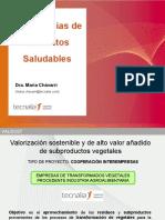 Presentación Tecnalia Salud, España