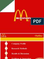 麦当劳的PPT,做的非常好,开阔制作PPT的视野