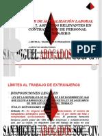 Presentación Dr. Rafael Martínez
