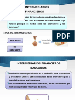 INTERMEDIARIO FINANCIERO BANCARIO