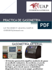 Clase Gases Arteriales