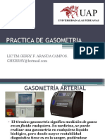 Clase Gases Arteriales