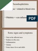 Thrombophlebitis (1)