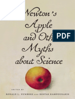 Newton's Apple and Other Myths About Science (2015) by Ronald L. Numbers