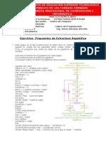 Ejercicios Propuestos de Estructuras Repetitivas 2016