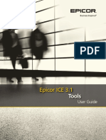 Epicor ICETools UserGuide