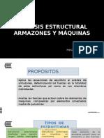 Analisis de estructuras y armazones