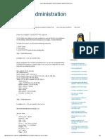 Linux Administration_ How to Install CentOS PXE Server