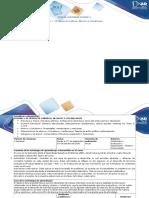 Guia Paso 1 - El Átomo de Carbono, Alcanos y Cicloalcanos..docx