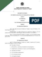 Regimento Interno TRT/02