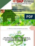 BIOConstrucción en el Perú