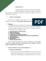 Guía de Informe de Pasantías Unefa Chuao