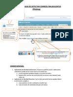 03 Formas Basicas de Detectar Correos Fraudulentos