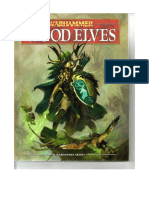 Wood Elves (8ed - Rules Only)