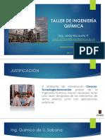 Presentación de TallerIQ 2015-2