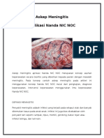 Ketik Ipeh,,Askep Meningitis Nanda