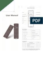 User Manual Mele-f10-Pro s