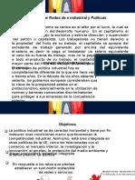 Consolidacion de Redes y Servicios e Industriales Politicos