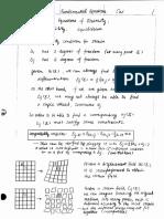 4 Fundamental Equations