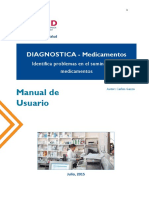 Informacion de Diagnostica