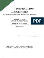 Difracion Rx