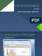 Manual técnico nelson pagina web.pptx