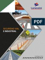Lorenzini Italia Solar Catalogo Seguridad Vial 2015
