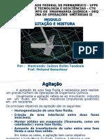 Aula OPU II- Agitação e Mistura