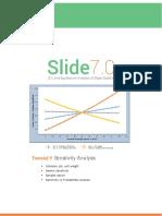 Tutorial 09 Sensitivity Analysis