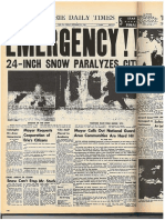 Nov. 23, 1956 cover of the Erie Daily Times