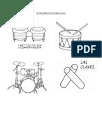 Instrumentos de Percusion