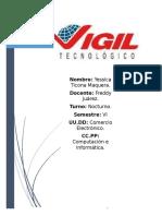 Formas de Pago en El Comercio Electronico