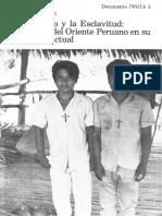 Entre el Zoo y la esclavitud. Los yaguas del oriente peruano en su situación actual.pdf