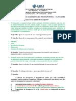 Questionário 06-09-16