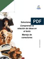 Solucionario Clase 2 Comprendo La Relación de Ideas en El Texto 2016 (2)
