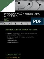 6_Programacion Orientada a Objetos (POO)
